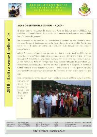 lettre-semestrielle-n°5-décembre-2010