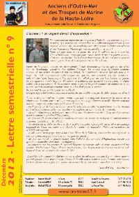 lettre-semestrielle-n°9-DECEMBRE-2012